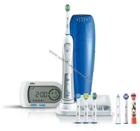 Fogkefe elektromos ORAL-B D 36.575.5x BlueTooth 6000