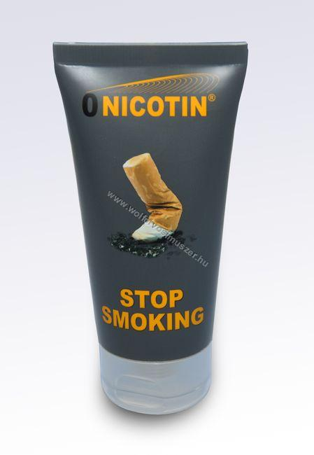 Fogkrém 0Nicotin Effect+ 75 ml Stop Smoking