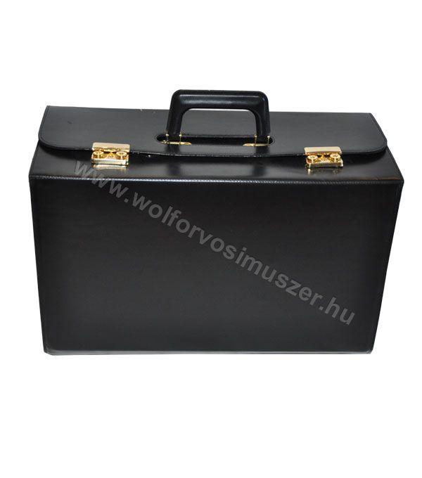 Orvosi táska bör ER-2 45x20x30 cm fekete 5fe1d5e7b6